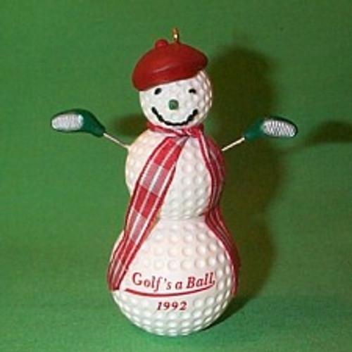 1992 Golf's A Ball