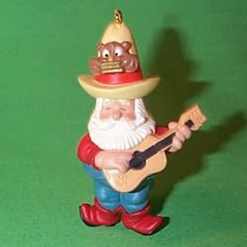1995 Santa's Serenade