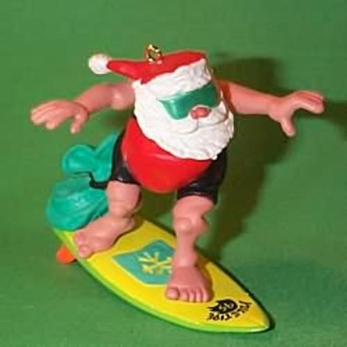 1995 Surfin' Santa