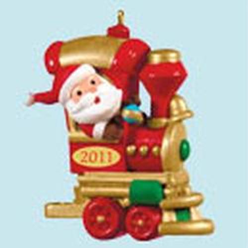 2011 Santa's Holiday Train - Choo-choo Cheer
