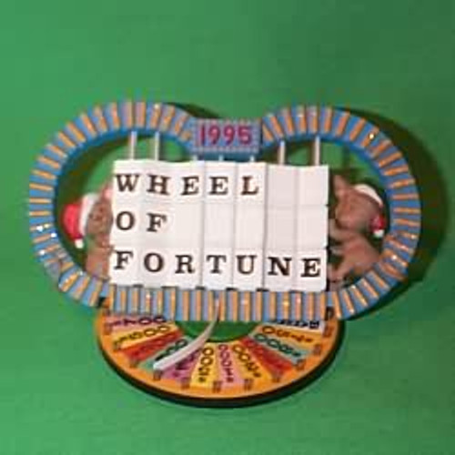 1995 Wheel Of Fortune