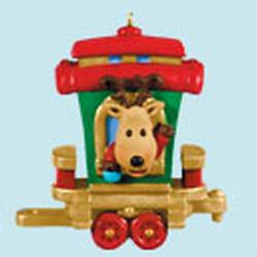 2011 Santa's Holiday Train - Reindeer Rider