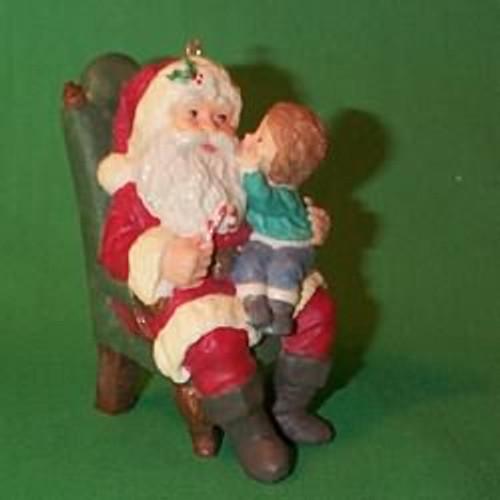 1991 Secrets For Santa