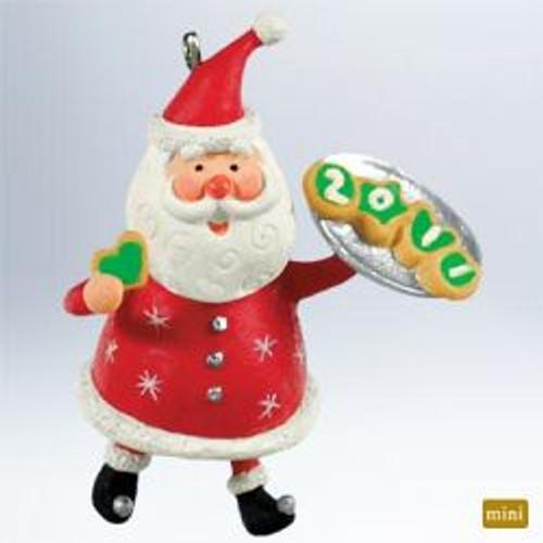 2011 Festive Santa #3F