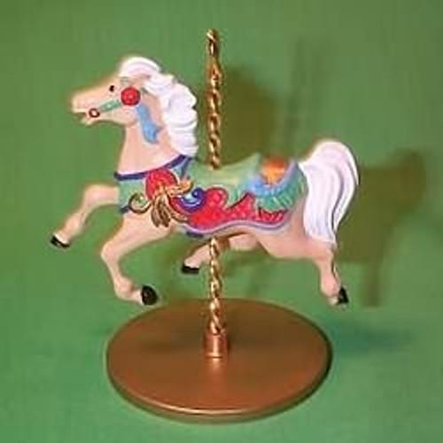 1989 Carousel Horse - Ginger