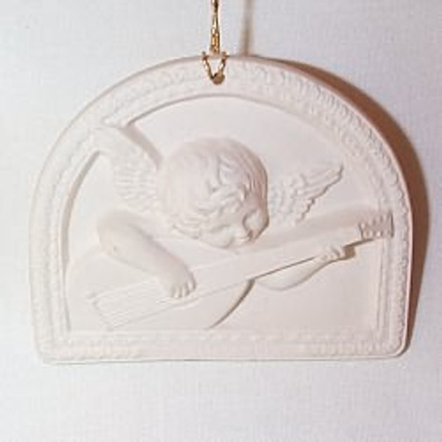 1984 Hall Family Ornament - On Card