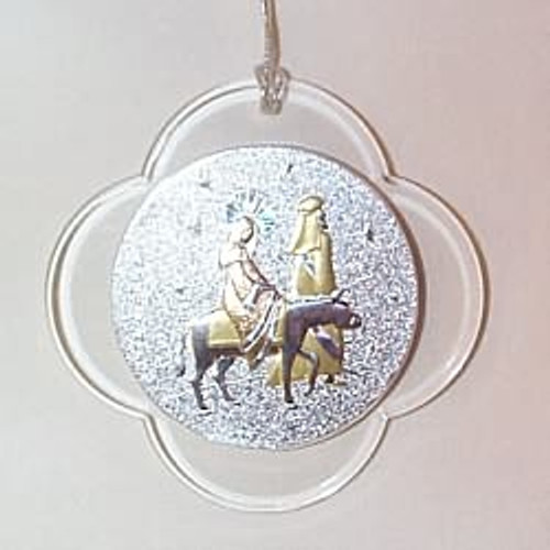 1985 Hall Family Ornament - No Card