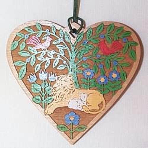 1988 Hall Family Ornament - No Card