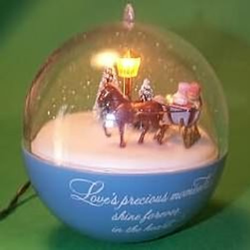 1986 Christmas Sleigh Ride