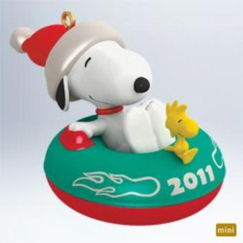2011 Winter Fun With Snoopy #14