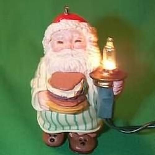 1986 Santa's Snack
