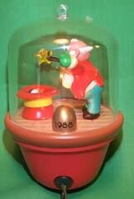 1988 Santa And Sparky #3F