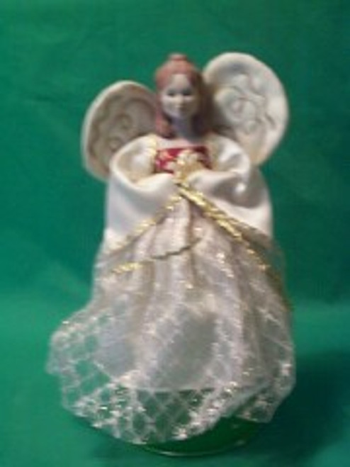 1984 Angel Tree Topper