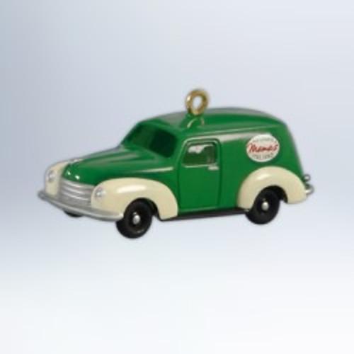 2012 Nostalgic Houses And Shops - Mama's Delivery Van