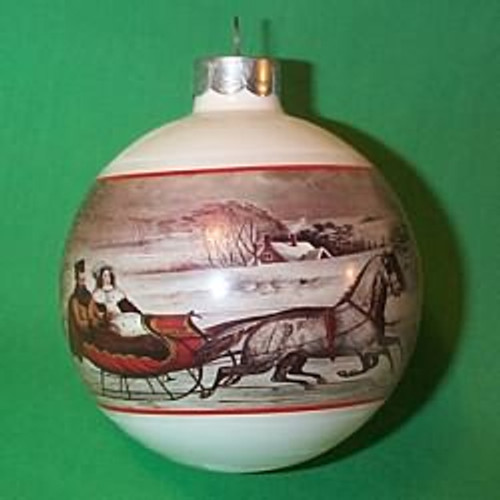 1982 Currier and Ives