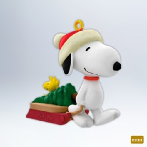 2012 Winter Fun With Snoopy #15