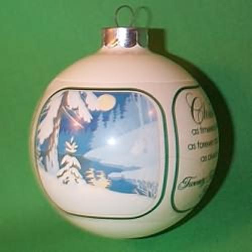 1982 25th Christmas - Bulb