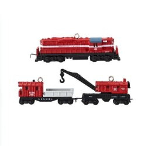 2013 Lionel - Mini - Minneapolis And St Louis Work Train