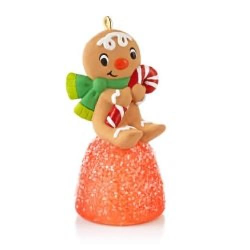 2013 One Sweet Gingerbread Boy - Mini