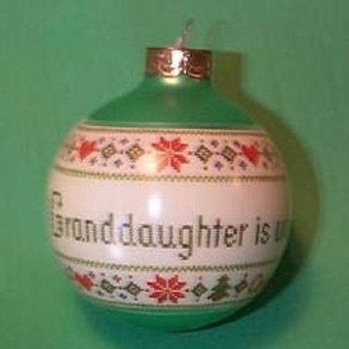 1984 Granddaughter