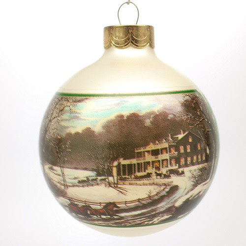 1984 Currier And Ives (QX2501)