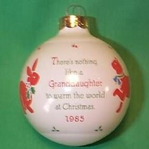 1985 Granddaughter