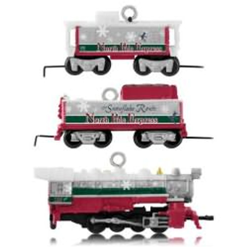2014 Lionel North Pole Express - Miniature