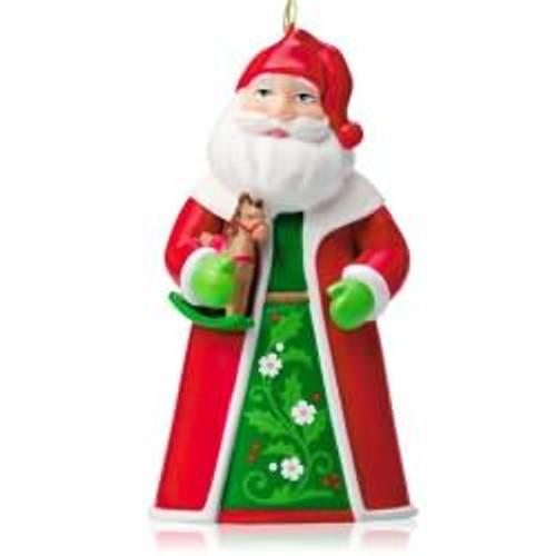 2014 Santa the Toy Bringer