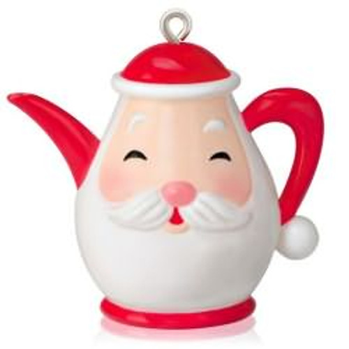 2014 Santas Little Teapot
