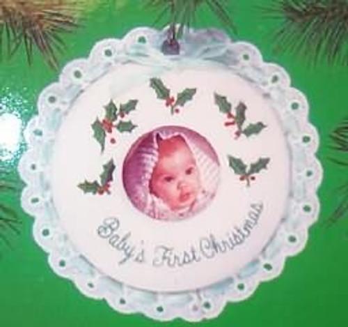 1984 Babys 1st Christmas - Photo