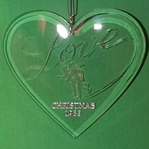 1983 Love - Acrylic