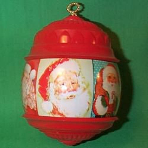 1983 Santa's Many Faces