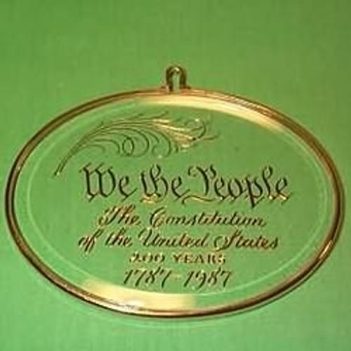 1987 The Constitution