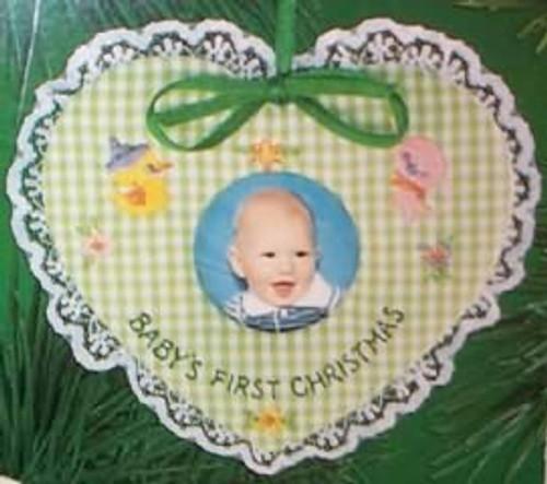1986 Babys 1st Christmas - Photo