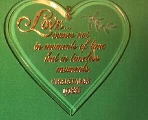 1986 Timeless Love