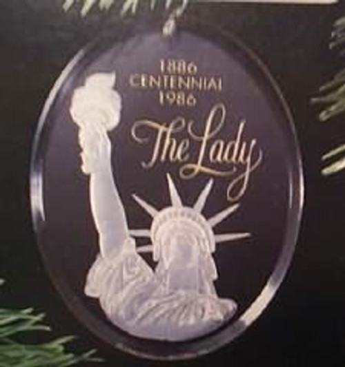 1986 Statue Of Liberty