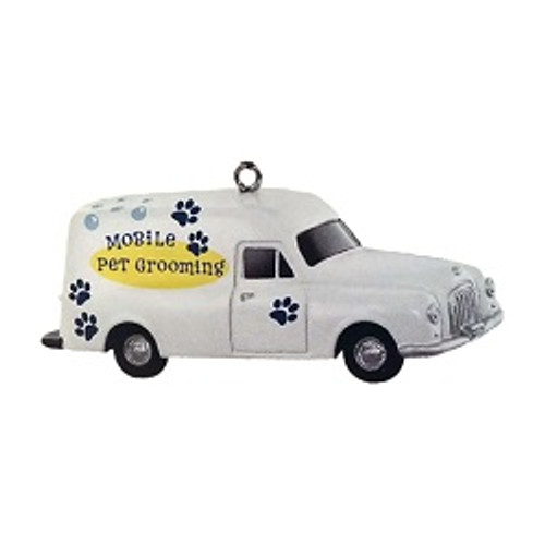 2015 Mobile Pet Grooming
