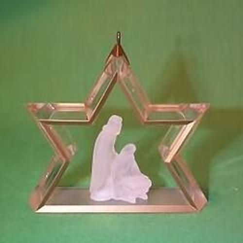 1988 Miniature Creche #4