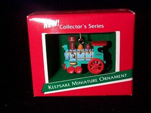 1989 Noel Railroad #1 - Locomotive