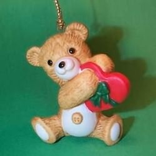 1988 Cinnamon Bear #6 - W Heart