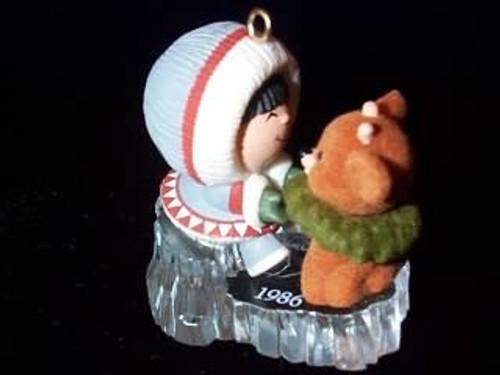 1986 Frosty Friends #7 - Reindeer
