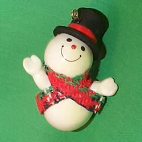 1981 Jolly Snowman - Little Trimmer