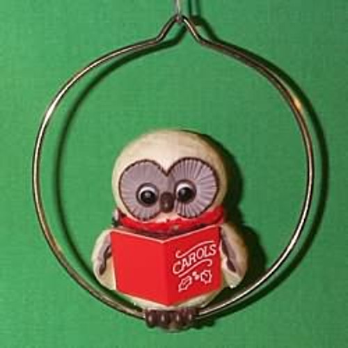 1983 Caroling Owl