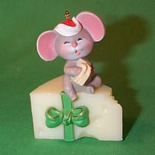 1983 Mouse On Cheese