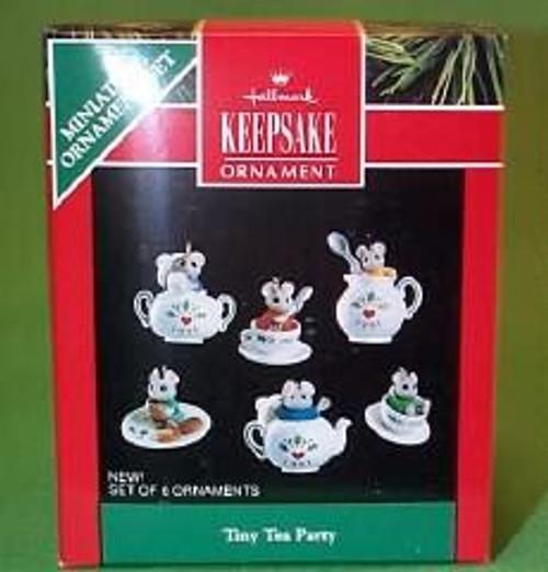 1991 Tiny Tea Party