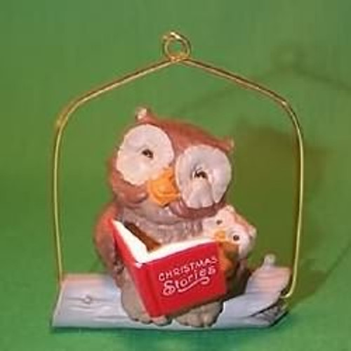 1986 Happy Christmas To Owl