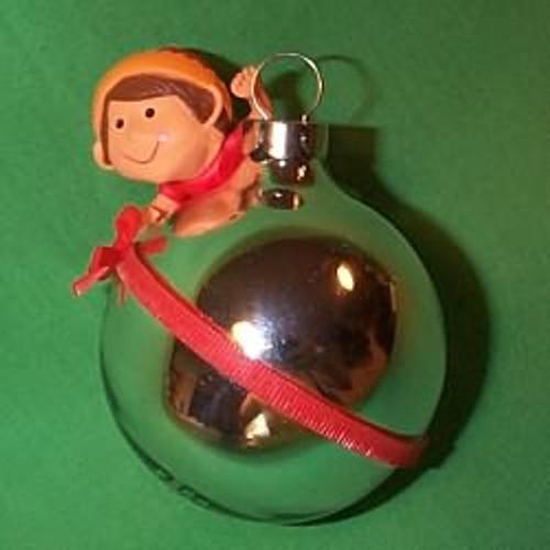 1982 Peeking Elf
