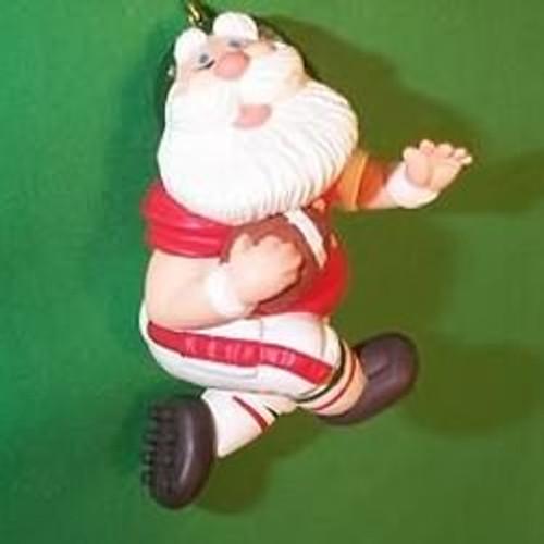 1986 Touchdown Santa