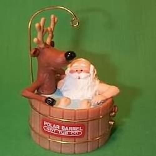 1986 Santa's Hot Tub