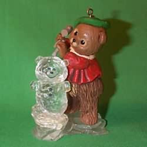 1981 Ice Sculptor
